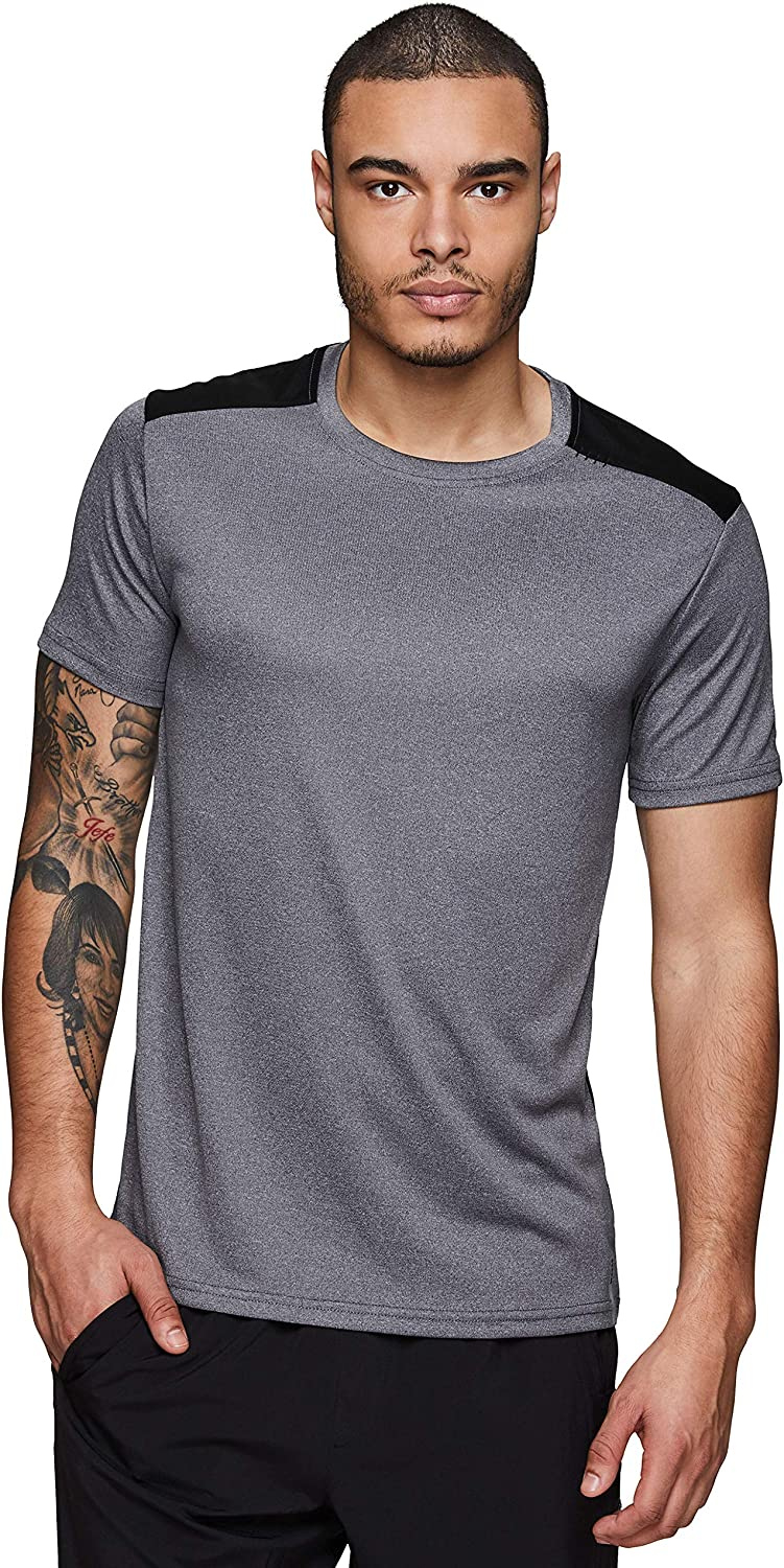 RBX Active Mens Lightweight Quick Dry Performance Sleeveless Muscle Tee