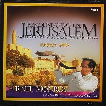 remolineando en jerusalem