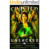 Sinister: Unsacred (Black Ops Paranormal Police Department Book 3) book cover