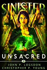 Sinister: Unsacred (Black Ops Paranormal Police Department Book 3) Kindle Edition