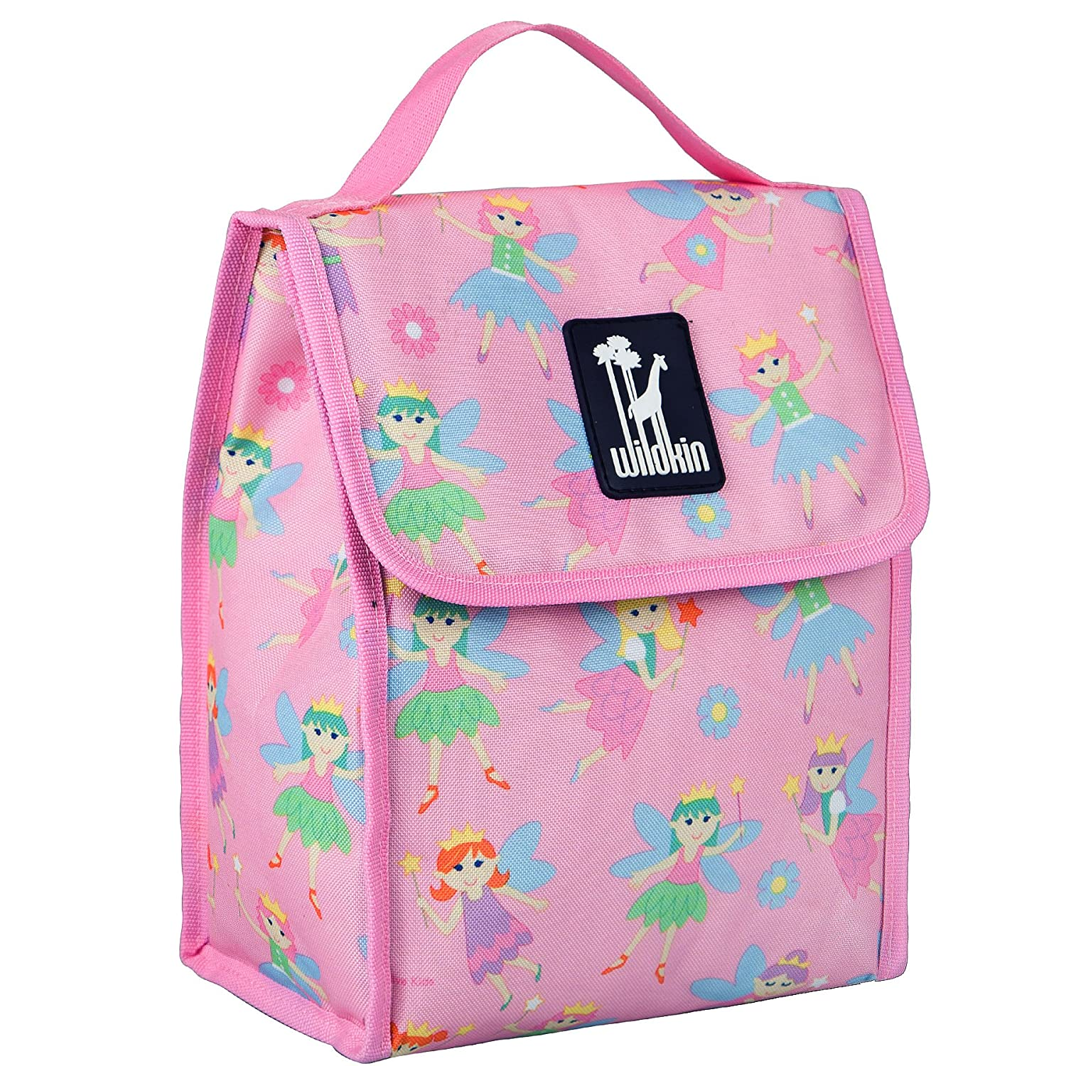 Wildkin Olive Kids Butterfly Garden Munch N Lunch Bag 55113