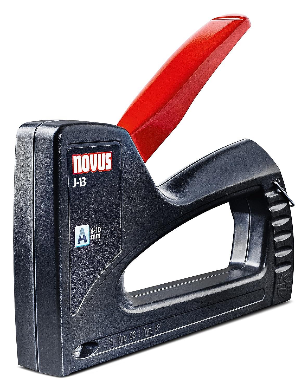 Novus 941842 Clavadora Rojo Negro