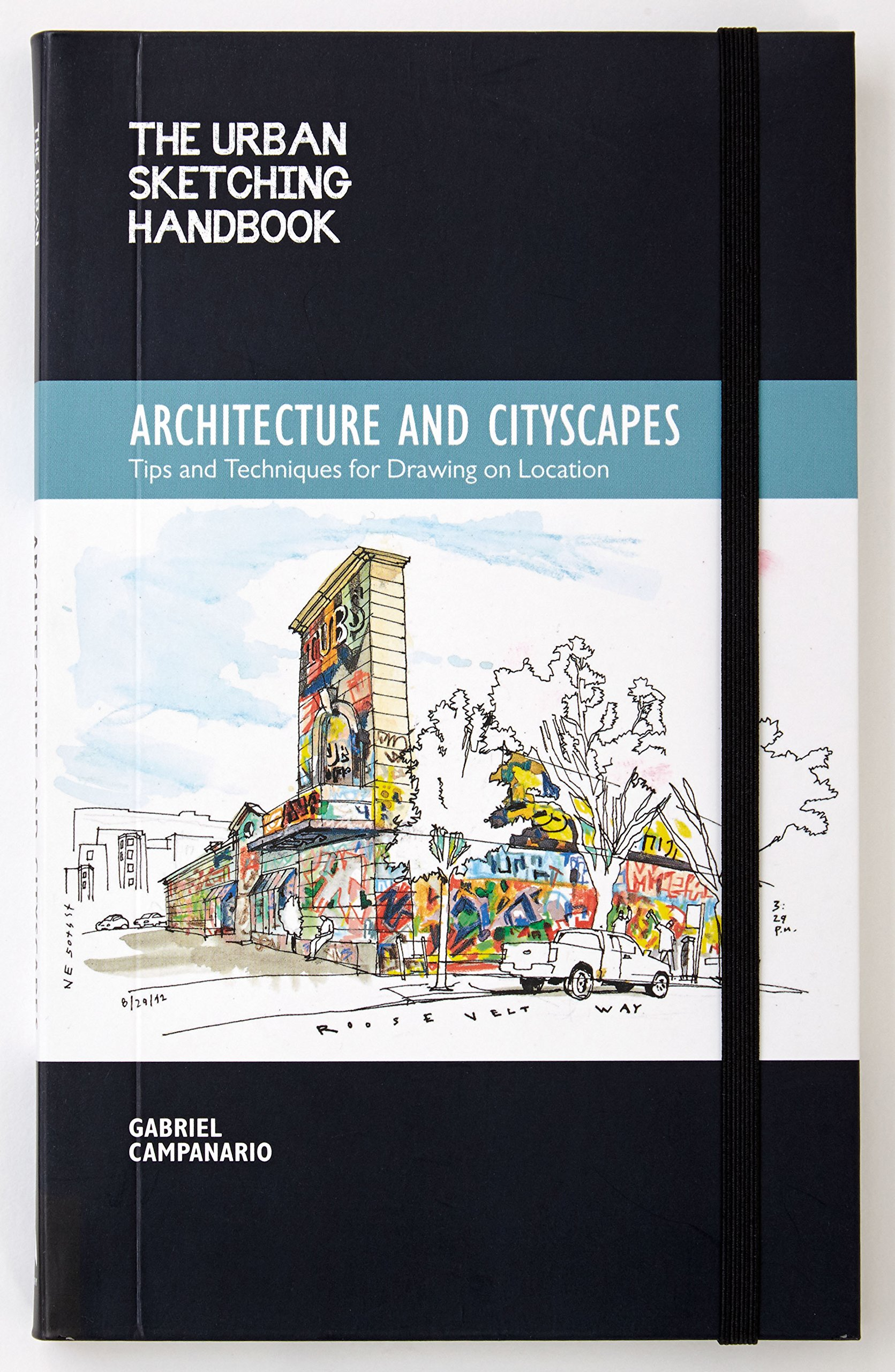 Reportage and Documentary Drawing The Urban Sketching Handbook Tips and Techniques for Drawing on Location