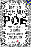 Cuentos de Edgar Allan Poe para estudiantes de español. Libro de lectura. Nivel A1.: Tales from Edgar Allan Poe. Reading Book For Spanish learners. Level A1. (Read in Spanish nº 3) (Spanish Edition)