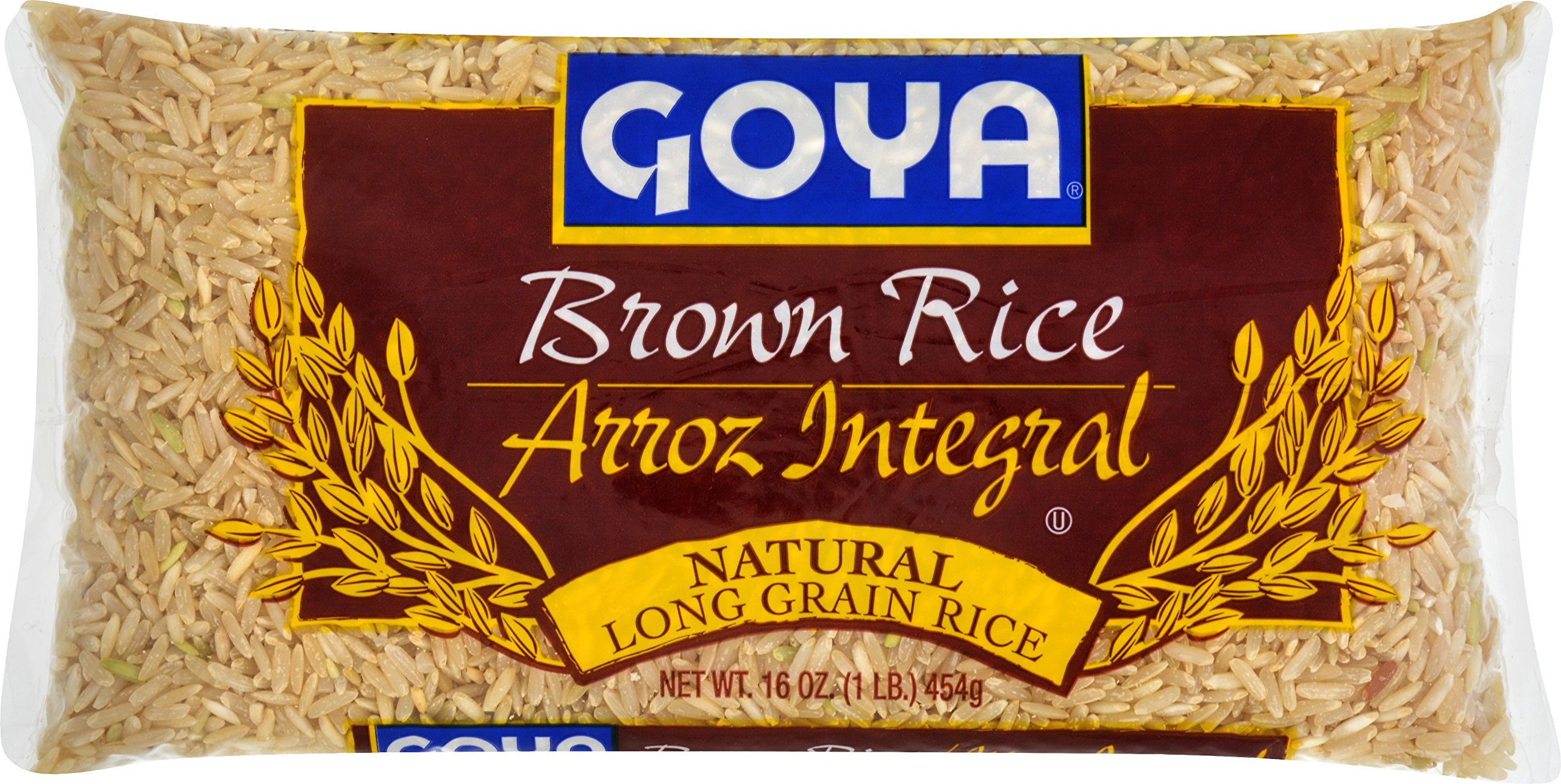 Goya Foods Brown Rice, 16 Ounce