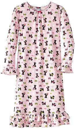698409a509 Amazon.com  Hartstrings Big Girls  Big Interlock Scottie Long Sleeve ...