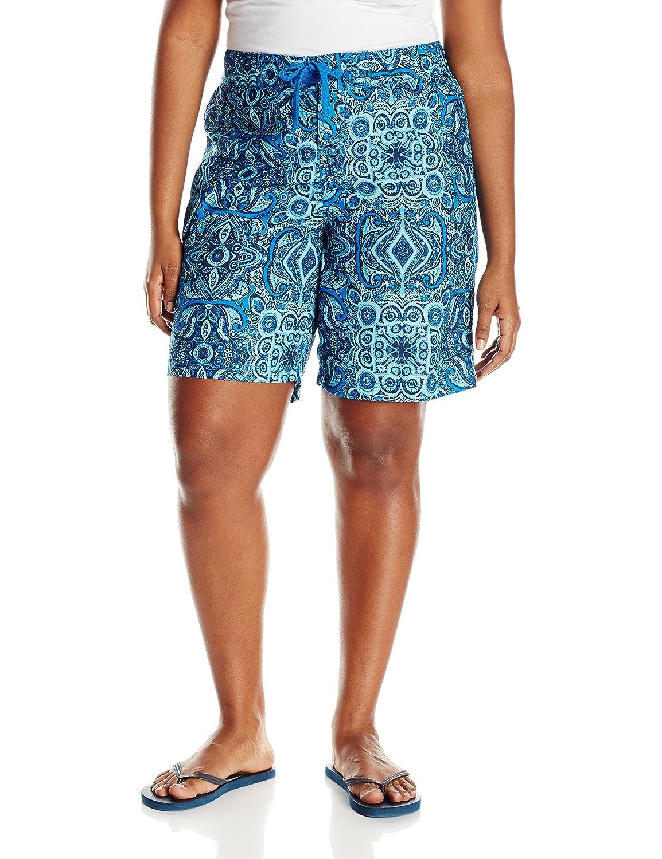 Kanu Surf Women's Plus-Size Bisma Boardshorts Kanu Women' s Swimwear 3497X
