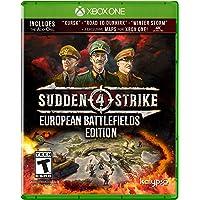 Sudden Strike 4: European Battlefields - Xbox One - Standard Edition