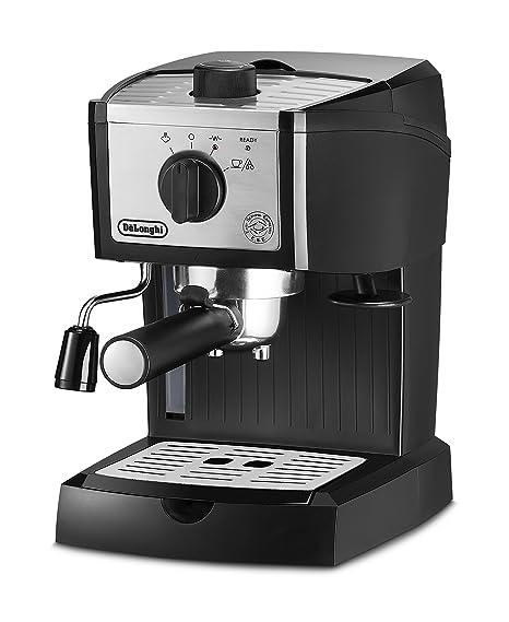 Review DeLonghi EC155M Manual Espresso