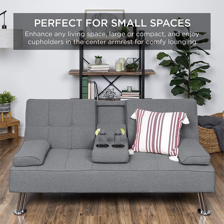Best Choice Convertible Futon Sofa