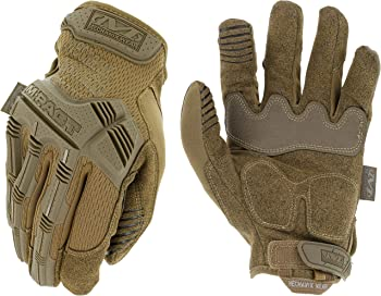 Mechanix MPT-72-010 Wear – M-Pact Coyote Tactical Gloves