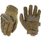 Mechanix Wear: M-Pact Coyote Tactical Work Gloves (Medium, Coyote Brown)