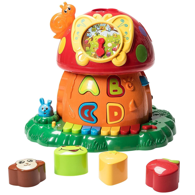 Amazon Prextex Christmas Toy Gift Electronic Magic Mushroom