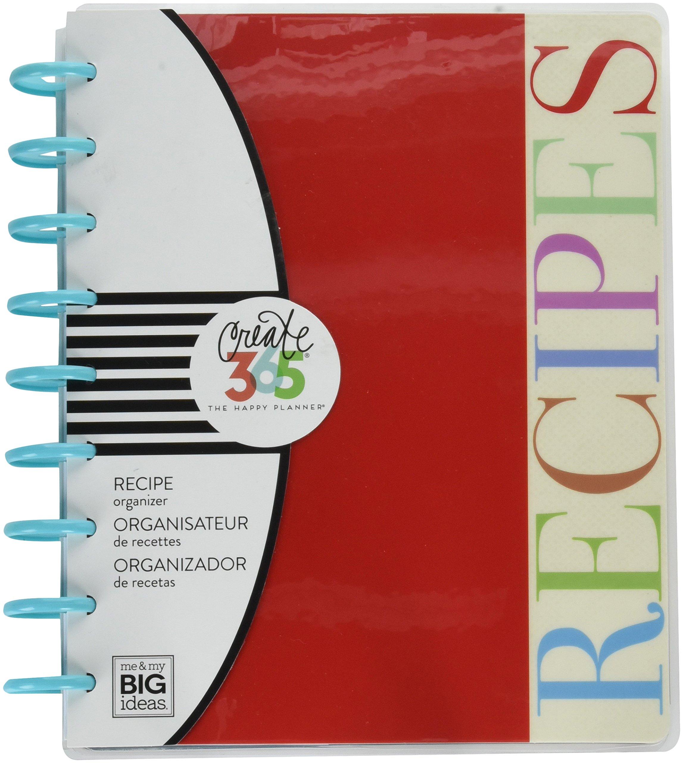 ME & MY BIG IDEAS Plnt-02 Create 365 Recipe Planner