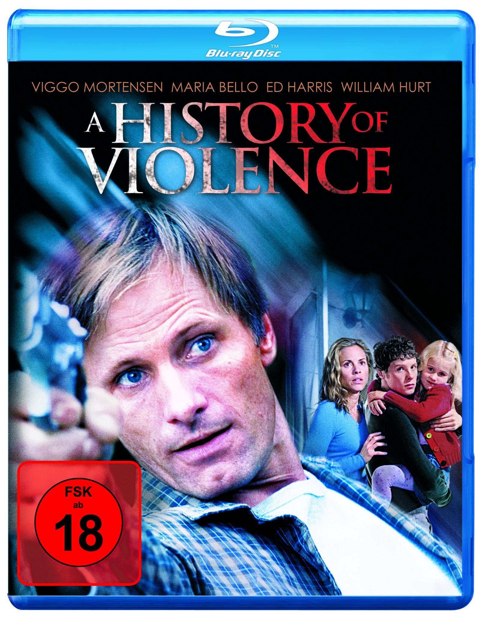 Оправданная жестокость / A history of violence
