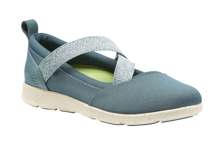 Superfeet Palisade Women's Mary Jane Shoe B074KQ17V6 7 B(M) US|Balsam / Turtledove