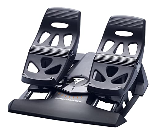 Buy Thrustmaster TFRP Flight Rudder Pedals for PC & Playstation 4