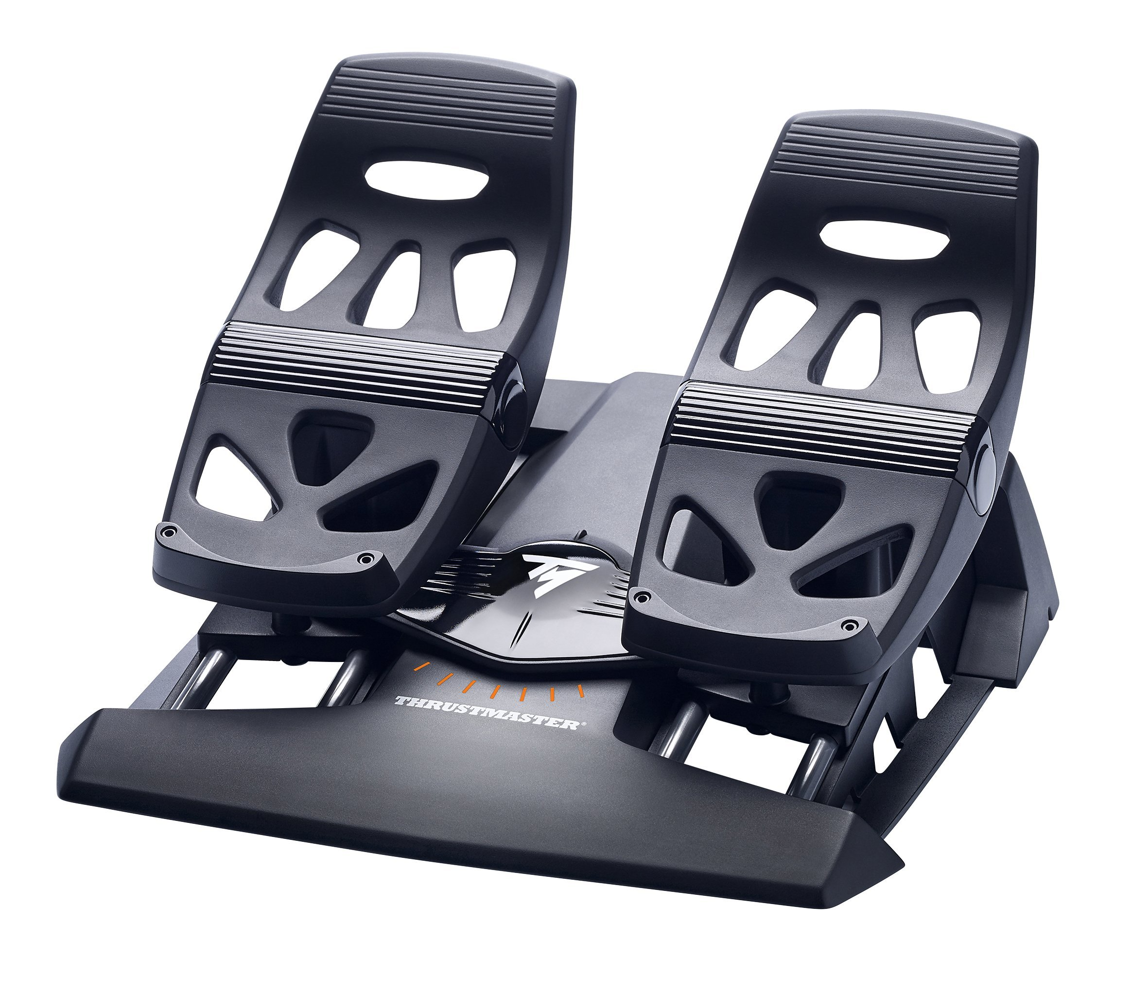 Thrustmaster TFRP Flight Rudder Pedals for PC & Playstation 4 (2960764) by ThrustMaster