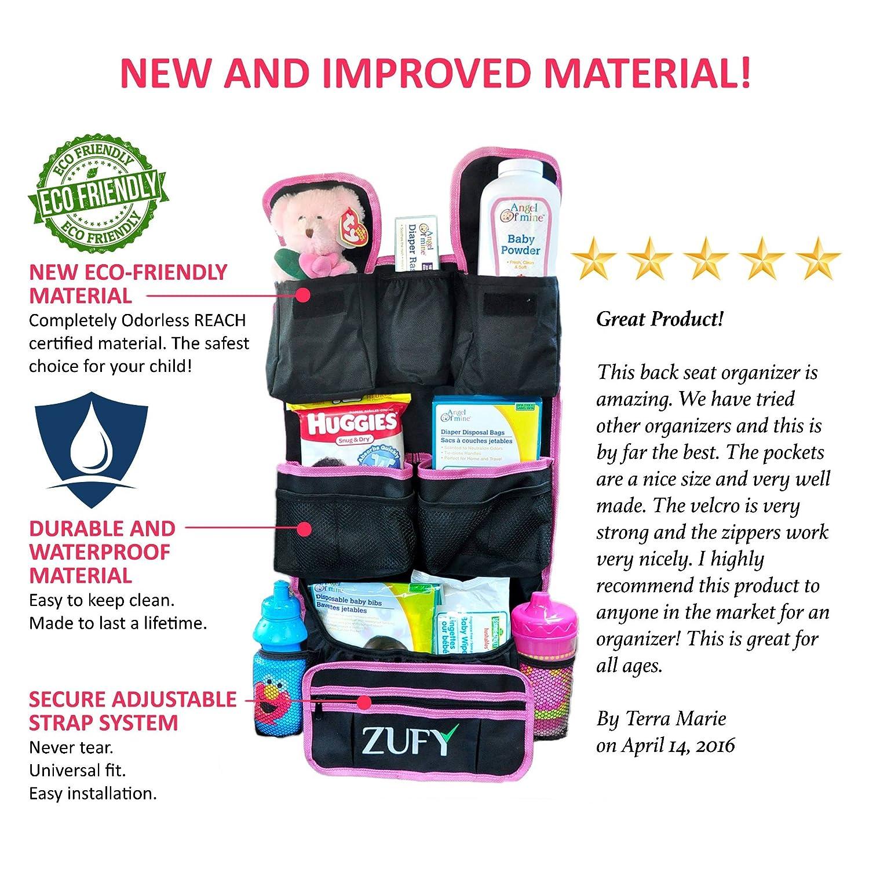 amazon com backseat car organizer best baby travel accessories