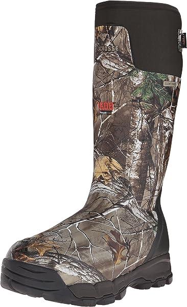 """22e524dc622 LaCrosse Men s Alphaburly Pro 18"""" 1600G Hunting Boot"""