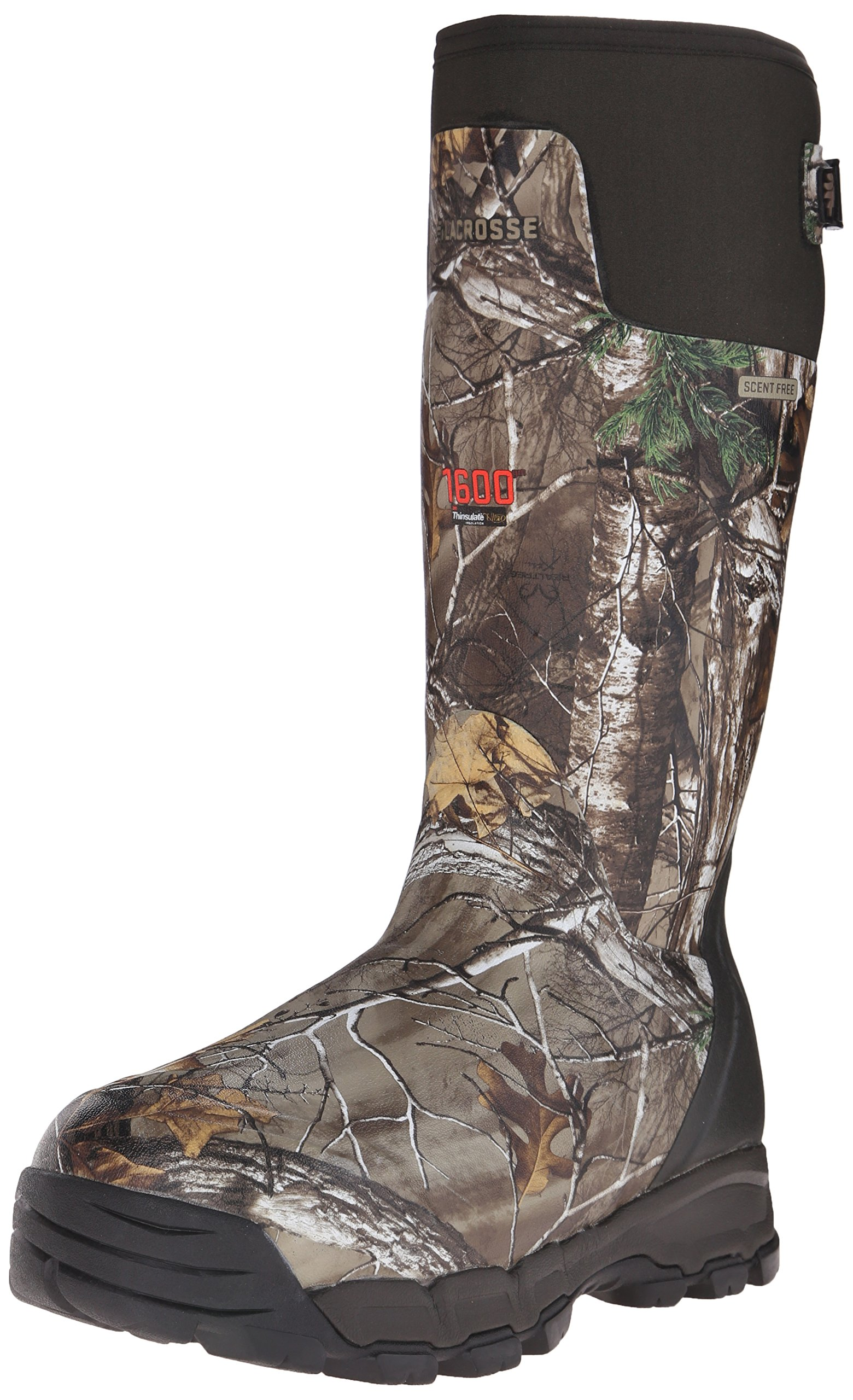 "LaCrosse Men's Alphaburly Pro 18"" 1600G Hunting Boot,Realtree Xtra,11 M US by Lacrosse (Image #1)"