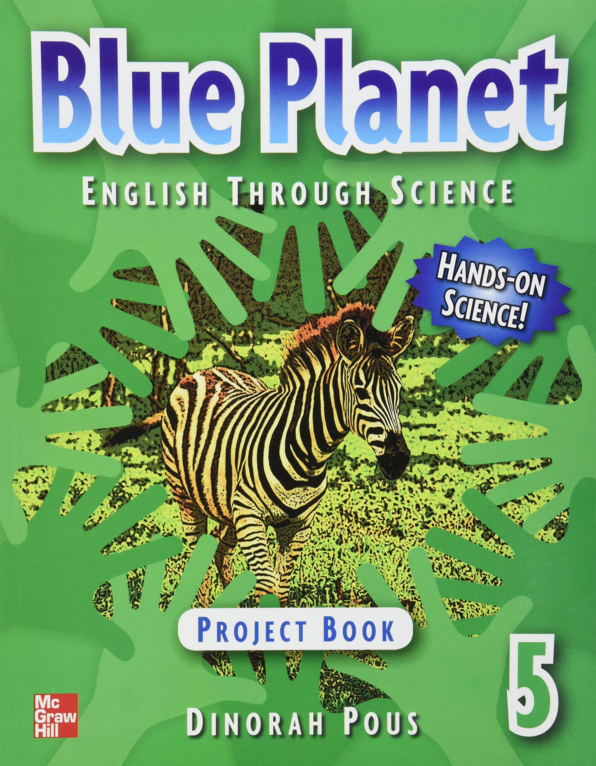 Download BLUE PLANET 5 PROJECT BOOK pdf