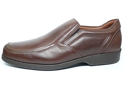 3255d8cba2a Zapatos hombre tipo mocasin PITILLOS - Piel disponible en color marron y  negro - 4009 -