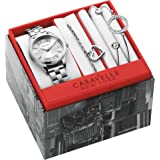 Caravelle New York Box set - watch plus 3 bracelets