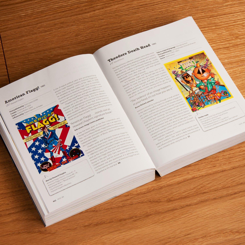 1001: Comics You Must Read Before You Die: Paul Gravett: 9781844036981:  Amazon.com: Books