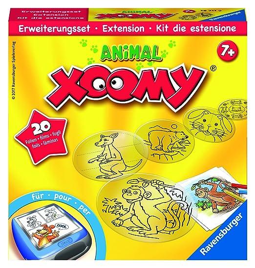 Ravensburger 18539 Xoomy Maxi Zeichenkoffer günstig kaufen Bastel- & Kreativ-Bedarf für Kinder Malen & Zeichnen-Sets für Kinder