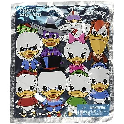 Disney 'S Duck Tales 3D Foam Blind Bag Key Chains: Toys & Games