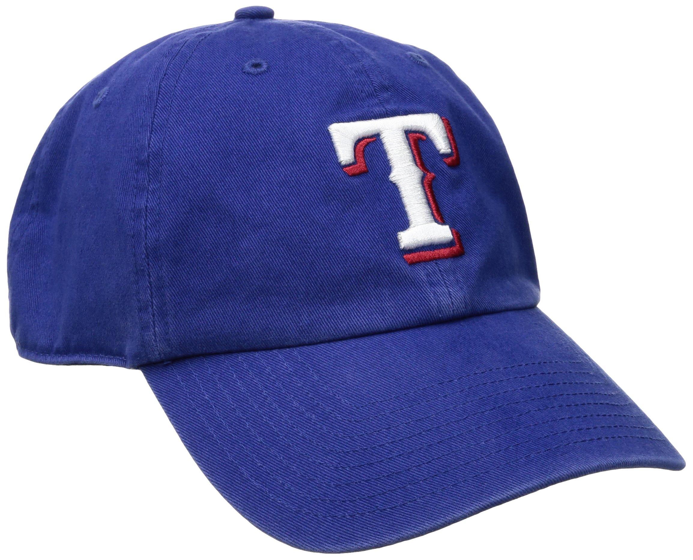 Texas Rangers Clean Up Adjustable Cap