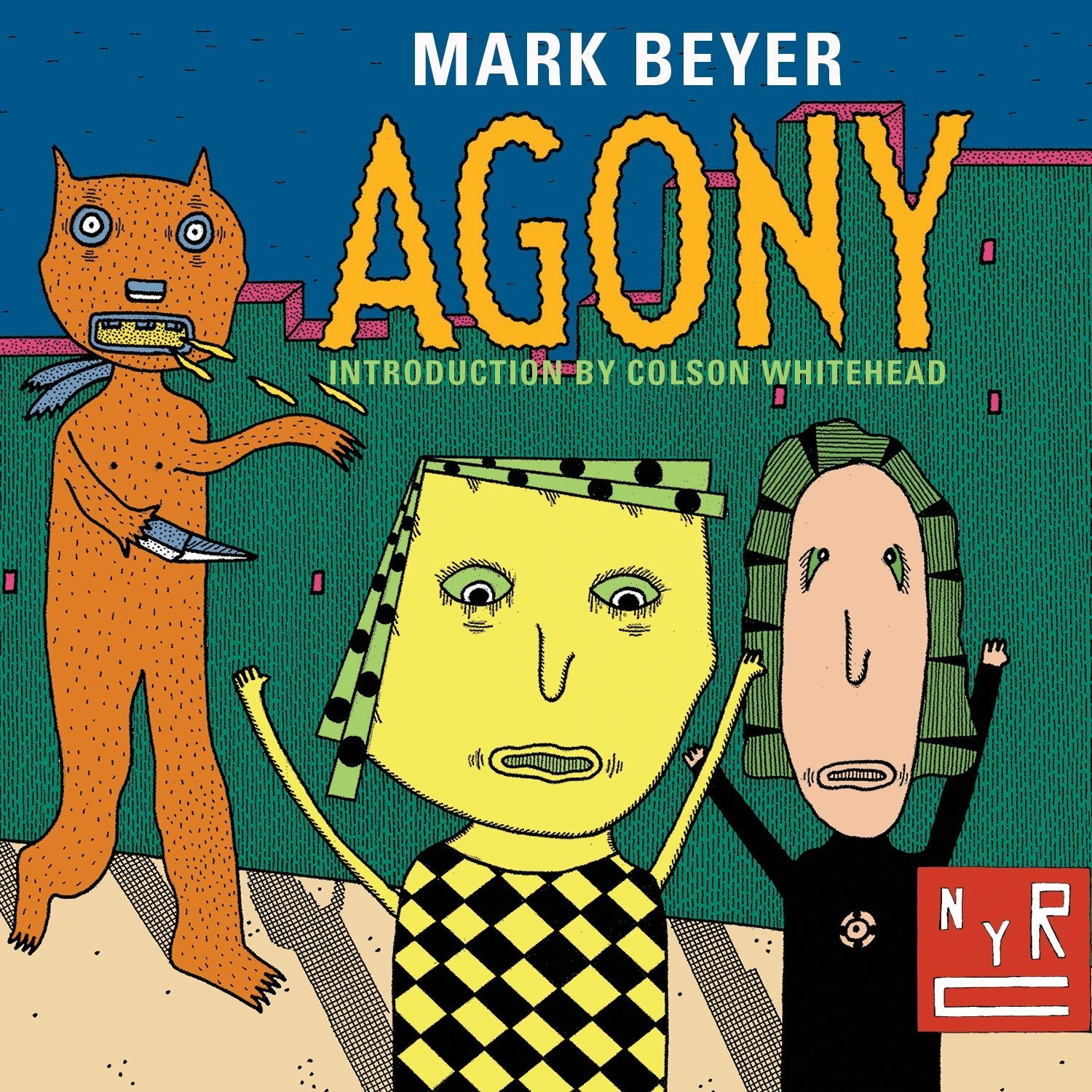 Agony (New York Review Comics) by imusti