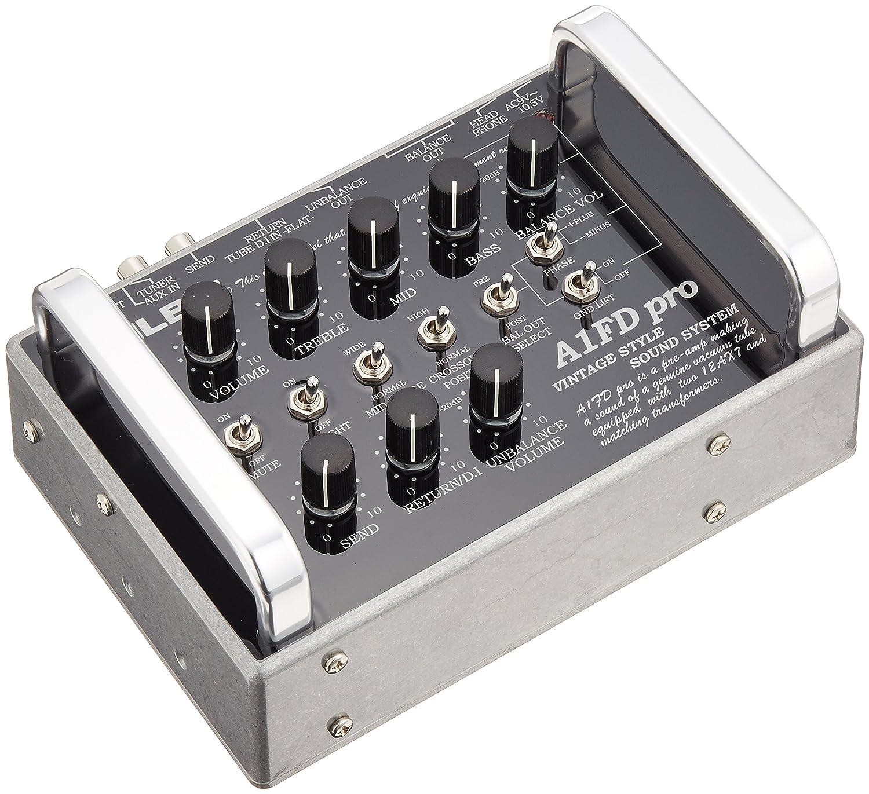 ALBIT PRE-AMP (GUITAR/BASS兼用 TUBE MODEL) プリアンプ A1FD pro B00F311H7G