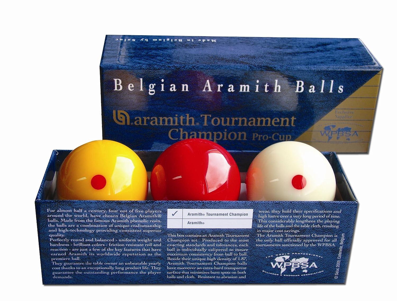 Aramith Pro Cup Billiard Balls 3024