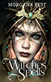 Witches' Spells (Witch Cozy Mystery) (Witches and Wine Book 5)