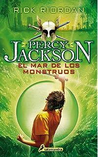 Percy Jackson 02. El mar de los monstruos (Percy Jackson y los dioses del