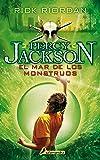EL MAR DE LOS MONSTRUOS -Rtca. Nva. Portada- (S) (Percy II), (Narrativa Joven)