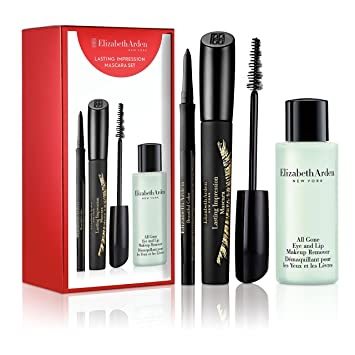 2576b575d60 Image Unavailable. Image not available for. Color: Elizabeth Arden Lasting  Impression Mascara Value Set