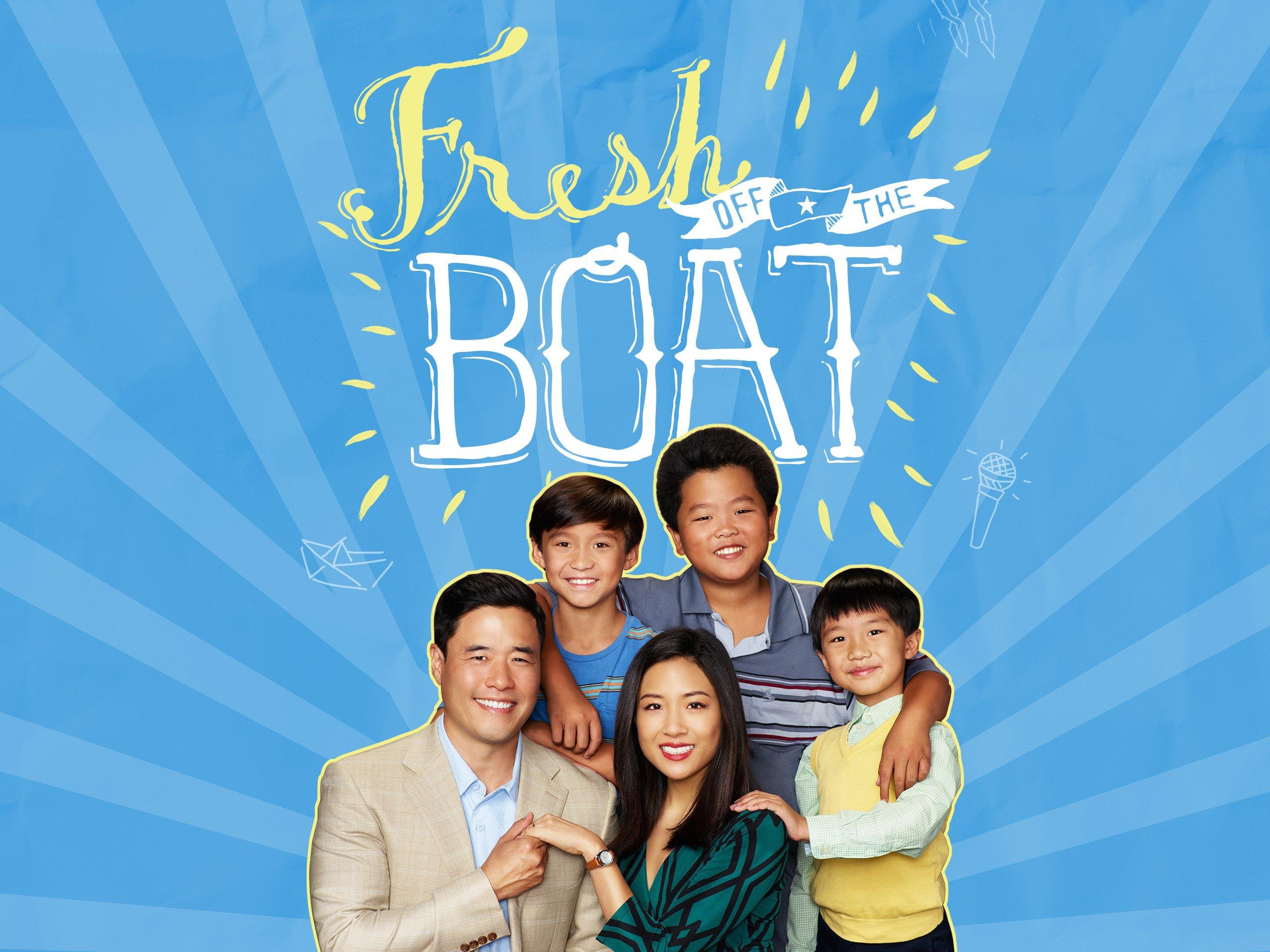 Amazoncom Watch Fresh Off The Boat Season 3 Prime Video