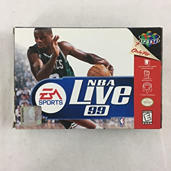 Image Not Available For Color NBA Live 99