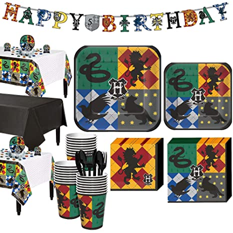 Amazon.com: Party City Harry Potter suministros de fiesta ...