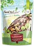 Food to Live Brazil Nuts (Raw, Unshelled, Kosher) — 8 Ounces