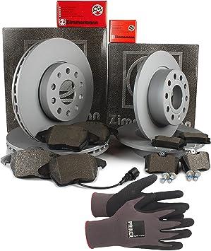 für SKODA Bremsen-Set Brembo2 Bremsscheiben Scheibenbremse Vorne u.a