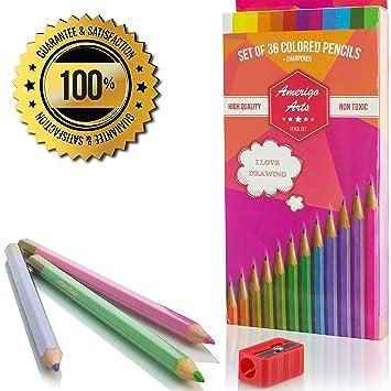 Buntstifte, für Erwachsene Färben Bücher. Amazing Farbige Bleistifte ...