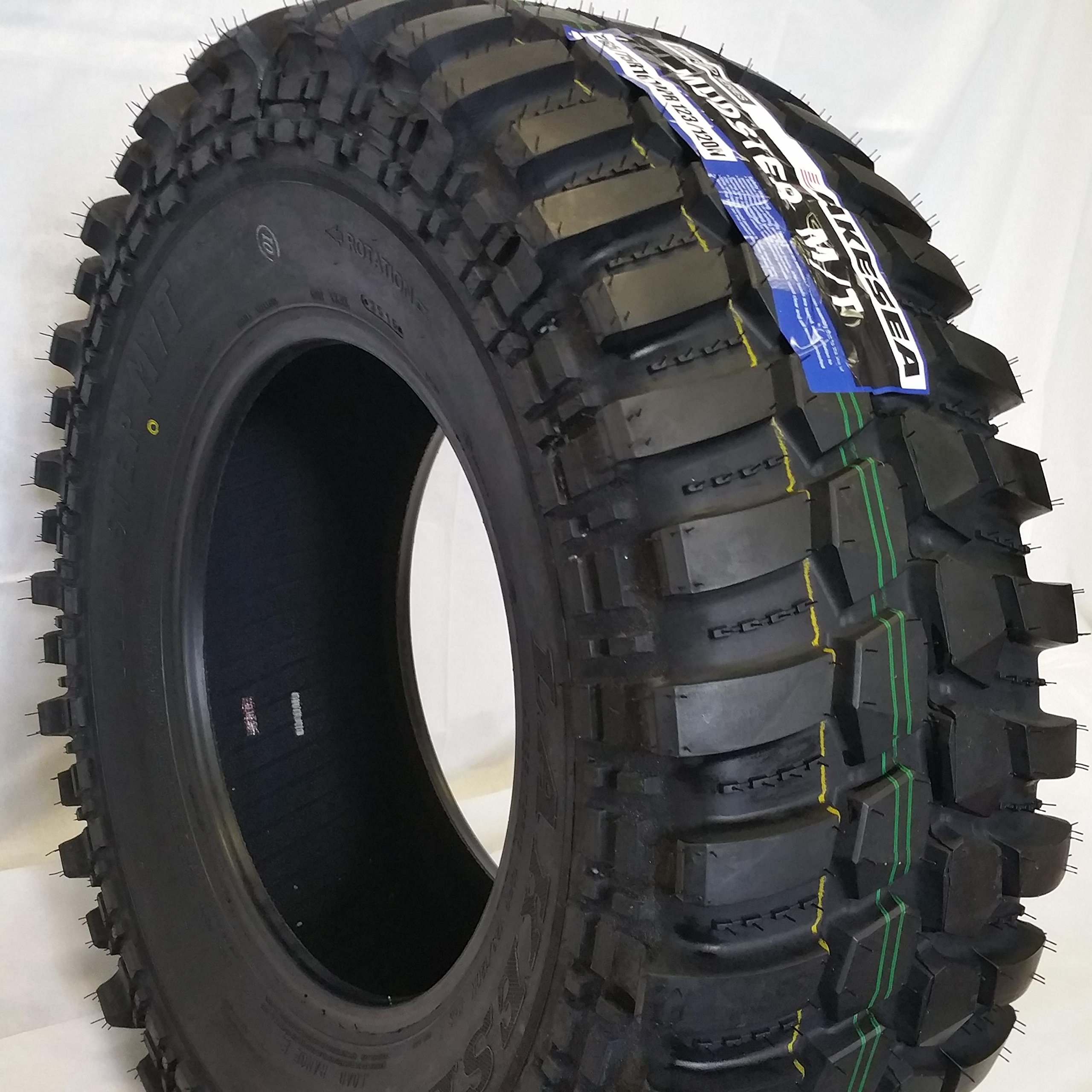 (4-Tires) LT265/75R16 E/10 123/120N- ROAD WARRIOR LAKESEA MUDSTER 2657516 by ROAD WARRIOR ARDENT (Image #1)