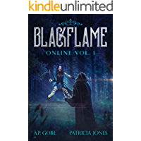 BlackFlame Online Vol. 1 : (LitRpg Adventure Box Set)