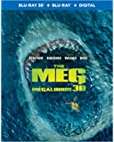 The Meg (BIL/ 3DBD) (Blu-ray 3D)