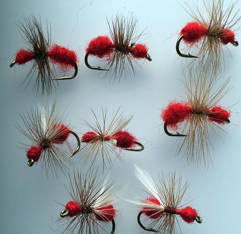 pesca mosche secche fly formica rossa per la trota cavedani ... - Persici Arredo Bagno