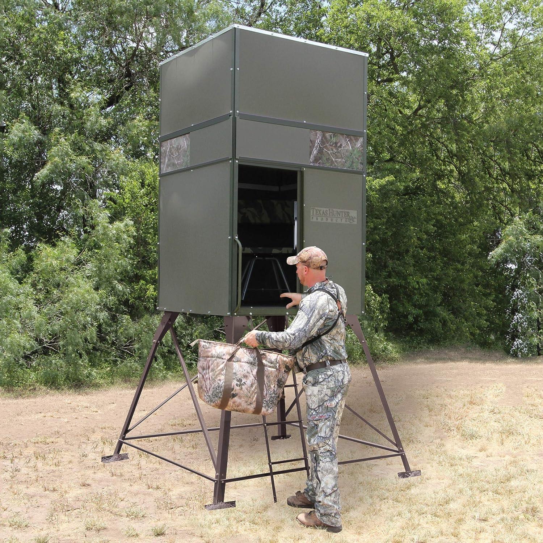 Texas Hunter 4'x4' Deer Hunting Blind
